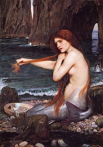 Mermaid- John William Waterhouse