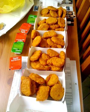50 piece nuggets