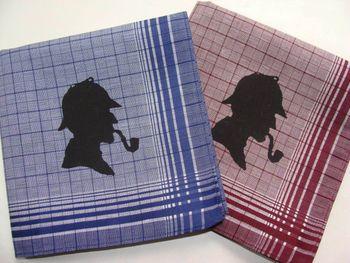 Sherlock holmes handkerchief