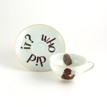 Sherlock tea cup