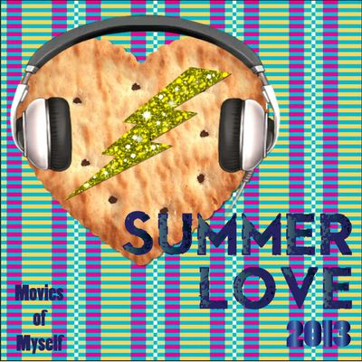 Movies of myself summer mix 13 cover