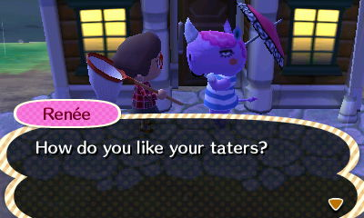 Taters acnl