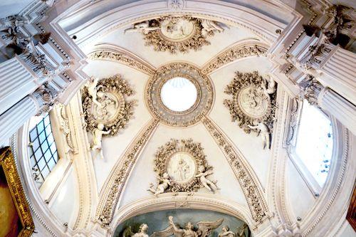 San giovanni ceiling chapel