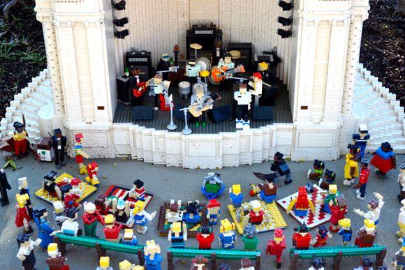 Lego naumburg bandshell