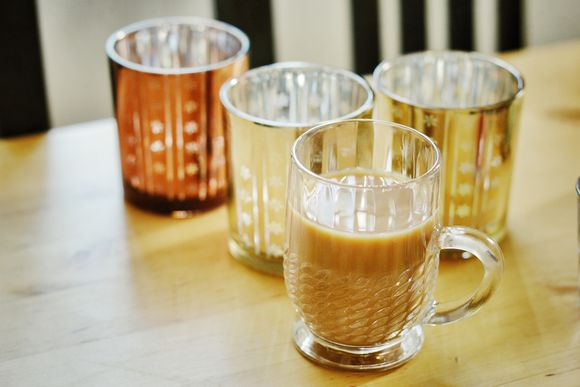 Coffee glass